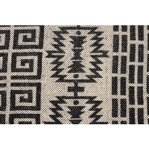 Zulu 5838 Black Rug by Rug Culture