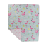 ALL SEASON COT QUILT - FLAMINGO