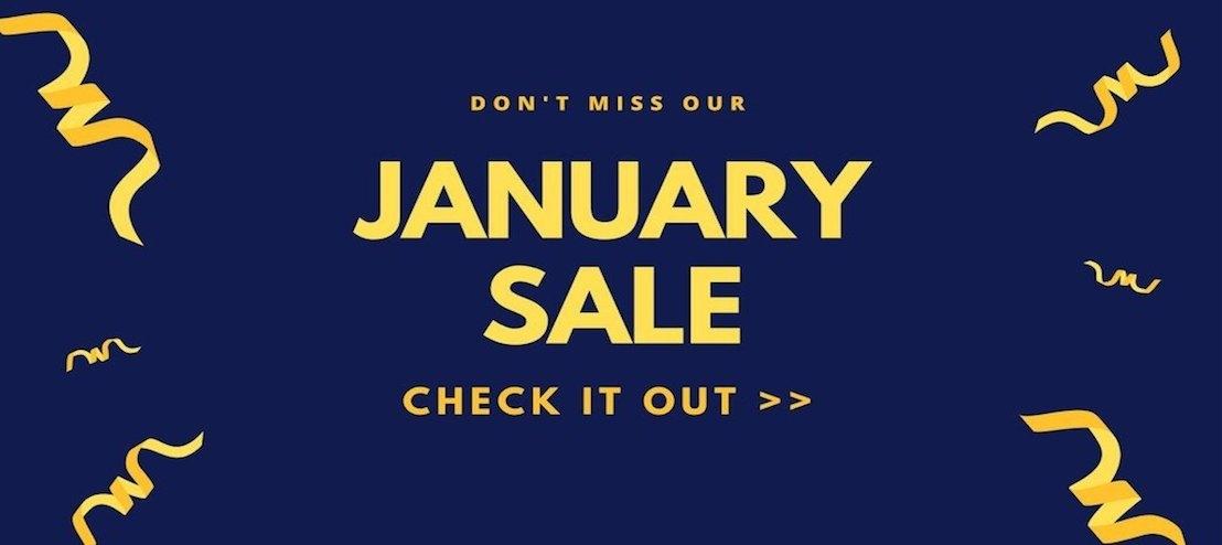 Jan Sale 18